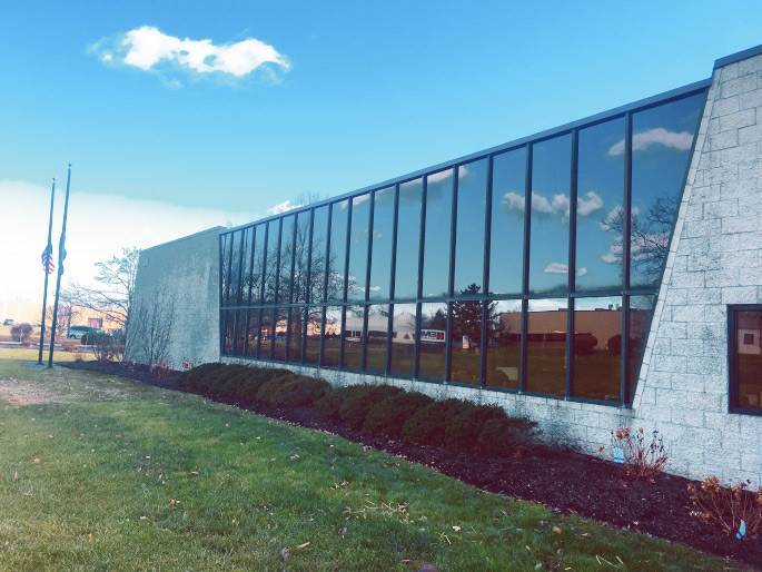 Commercial Window & Storefront Glass in Bucks County PA